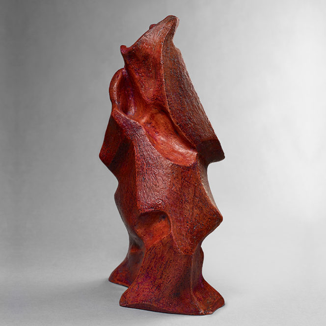 Red 2 stoneware