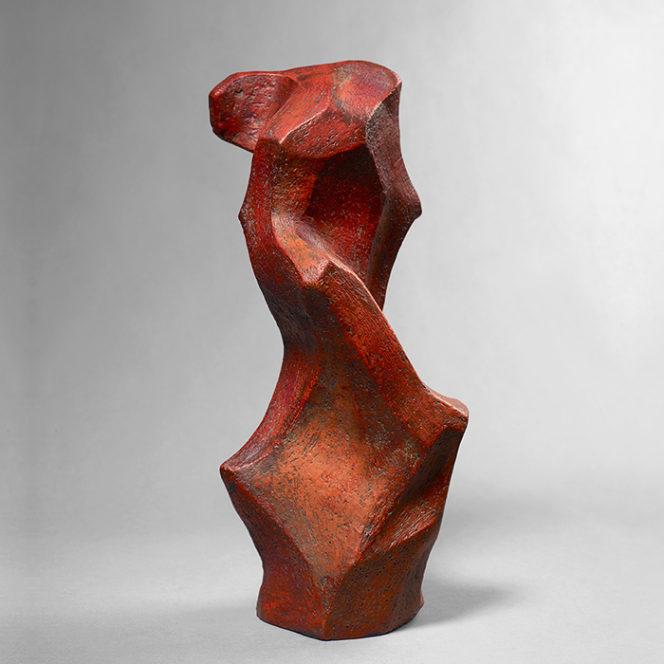 Red 3 stoneware